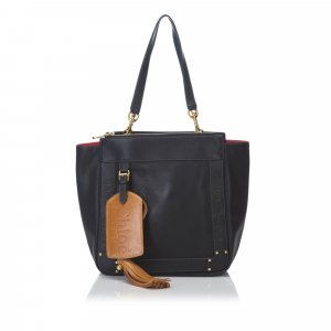 Chloe Leather Eden Tote