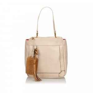 Chloé Tote light pink leather
