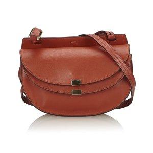 Chloe Leather Georgia Crossbody Bag
