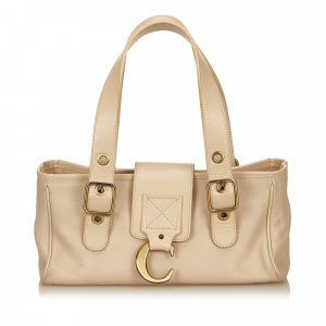 Chloé Handbag white leather