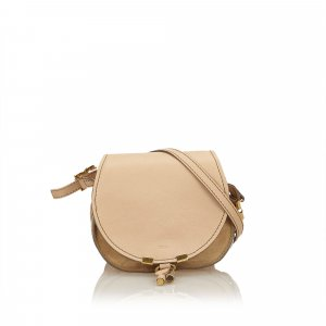 Chloe Leather Marcie