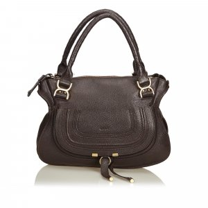 Chloe Leather Marcie Handbag