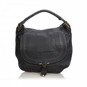 Chloe Leather Marcie Hobo Bag