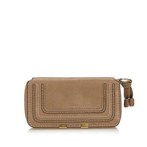 Chloe Leather Marcie Long Wallet