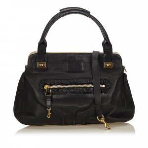 Chloe Leather Margaret Satchel