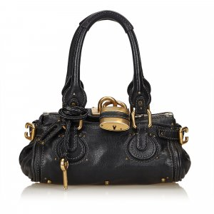 Chloe Leather Mini Paddington