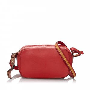 Chloe Leather Sam Crossbody Bag