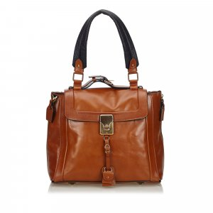 Chloé Tote brown leather