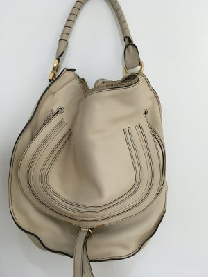 Chloé Marci Hobo Bag in creme