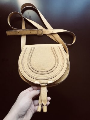 Chloé Accessory sand brown leather