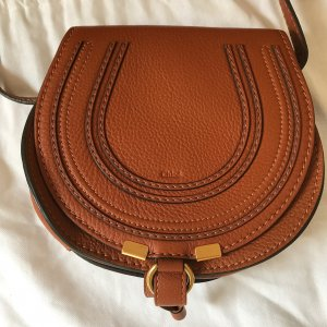 Chloe Marcie Crossbody Mini in Tan