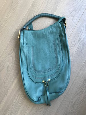 Chloe Marcie Hobo Large in grün
