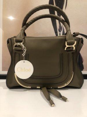 Chloé Handbag silver-colored-taupe