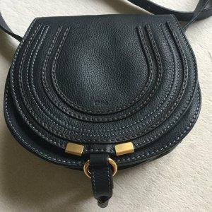 Chloe Marcie Mini Crossbody Tasche in schwarz