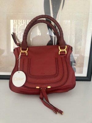 Chloé Carry Bag carmine