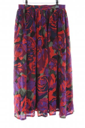 Chloé Midi-rok abstract patroon casual uitstraling