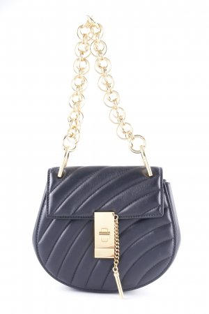 "Chloé Mini Bag ""Drew Bijou Mini Leather Black"" black"