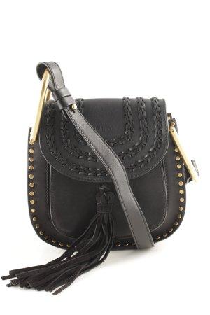 "Chloé Minitasche ""Hudson Mini Studs Crossbody Black "" schwarz"