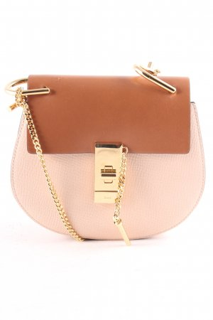 "Chloé Minitasche ""Mini Drew Crossbody Bag Powder Beige"""