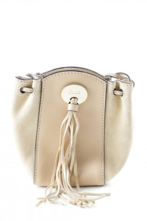 Chloé Mini Bag nude-beige nude look