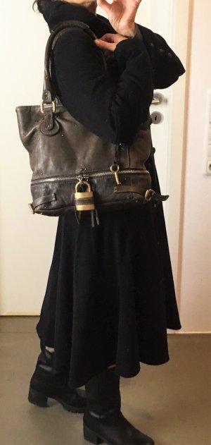 Chloé Tote multicolored leather