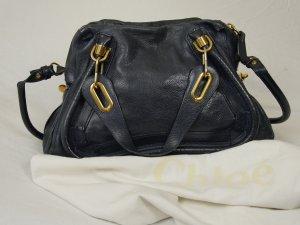 Chloé Handbag dark blue
