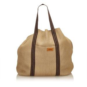 Chloe Rayon Tote Bag