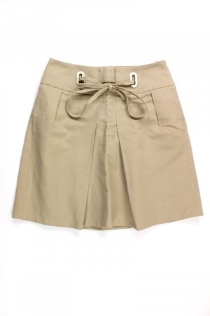 Chloé Skirt light brown