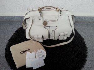 Chloe' Saskia Bag wollweiß/creme mit Zertifikat
