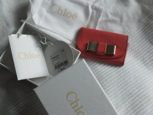 Chloé Schlüsseletui Petite M Paradise Pink
