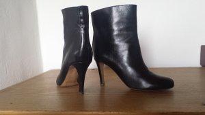 Chloe, schwarze Stieflette, einmal getragen, Gr.39,5