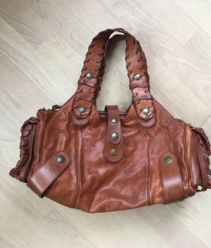 Chloé Handbag cognac-coloured-oatmeal