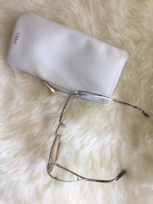 Chloé Accessoire zandig bruin-zilver