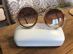 Chloé Round Sunglasses multicolored
