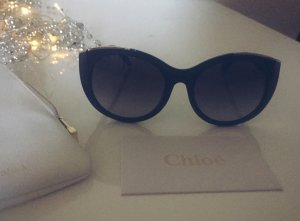 Chloé Sunglasses black-gold-colored