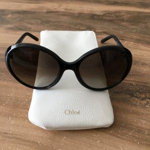 Chloé Sonnenbrille in schwarz