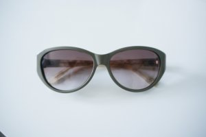 Chloé Butterfly Glasses grey brown