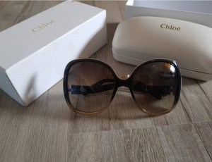 Chloé Sunglasses camel-brown red