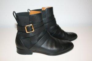 Chloé Stiefelette, mit Riechen, schwarz, Gr. 36, sehr gut erhalten