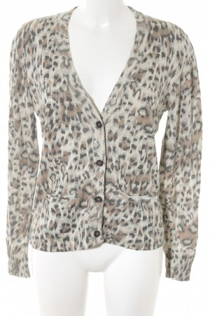 Chloé Strickjacke Leomuster Casual-Look