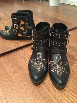 Chloé Susanna Boots Lokalikes von Deichmann Stiefel Stiefeletten Dupes