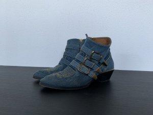 Chloé Susanna Denim Boots, Gr 40