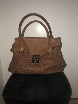 Chloé Bag cognac-coloured leather