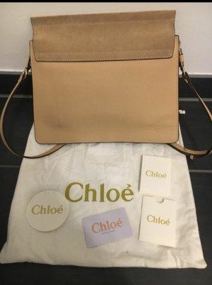 Chloe Tasche Beige Creme