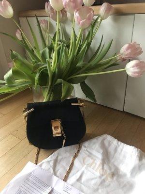 Chloé Tasche Drew Epaule Mini Black wie neu mit Rechnung