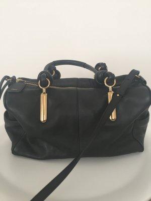 Chloé Tasche schwarz