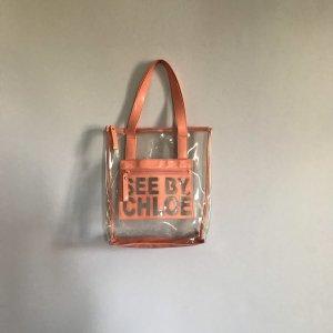 Chloé transparent bag