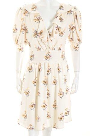 Chloé Tunikakleid florales Muster Romantik-Look