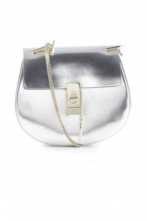 "Chloé Crossbody bag ""Drew Crossbody Bag Silver/Gold"""