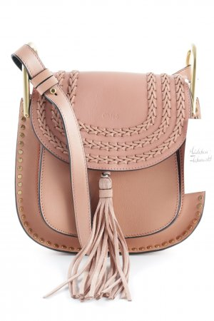 "Chloé Crossbody bag ""Small Hudson Tassle Crossbody Bag Pink"" salmon"